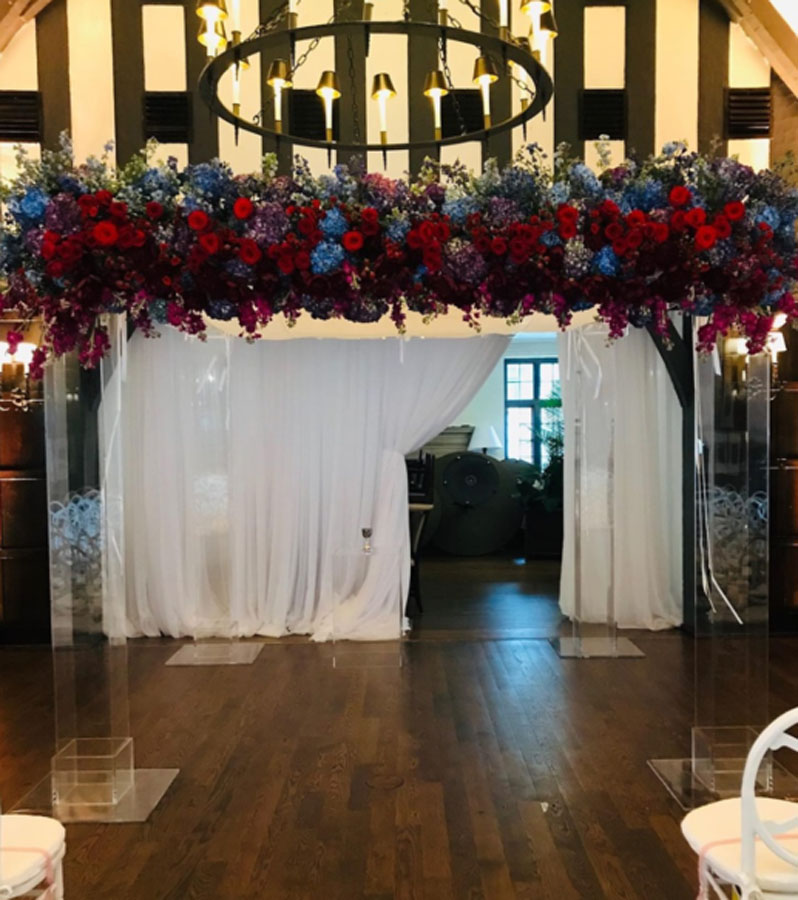 Chuppah | Rochester, MI | Pruett Custom Design & Event Rentals
